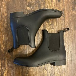 J.Crew Mercantile Chelsea rain boots